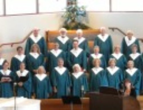 Calling ALL Singers!  Sedona UMC Choir Starts Thursday, August 14th