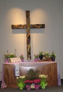 Sedona UMC altar