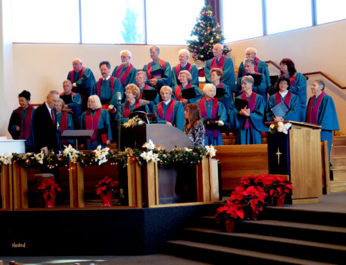 Calling All Singers!  Sedona UMC Christmas Cantata practice will start soon.