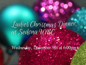ladies christmas dinner