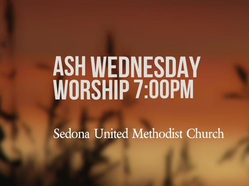 Ash Wednesday Ad