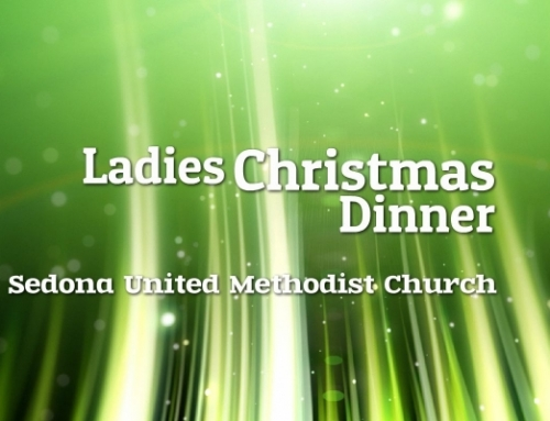 Ladies Christmas Dinner on 12/6/17 — Get your tickets now!