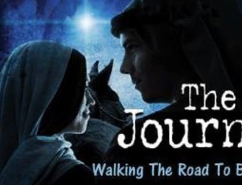 """The Journey"" Advent Study Begins Tuesday, November 27th"
