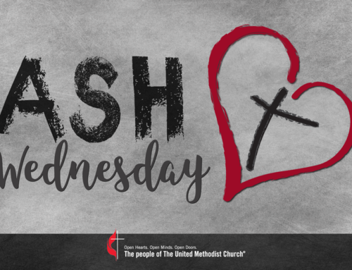 Ash Wednesday at Sedona UMC on 3/6/19 at 6:00pm