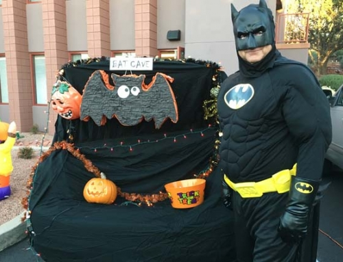 Trunk or Treat at Sedona UMC on Halloween 5-7pm