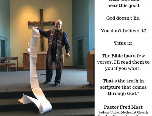 Last Sunday Sermon Highlights — See you at church!