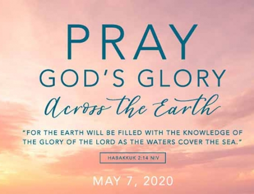 """""""National Day of Prayer"""" Message from Pastor Fred Mast"""