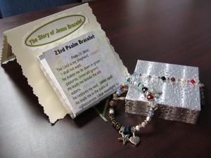 Story of Jesus Bracelets