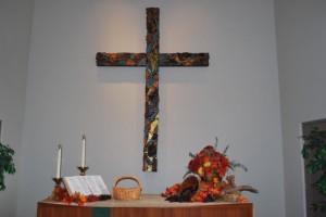 Fall Altar