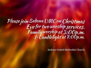 Christmas Eve Worship Times