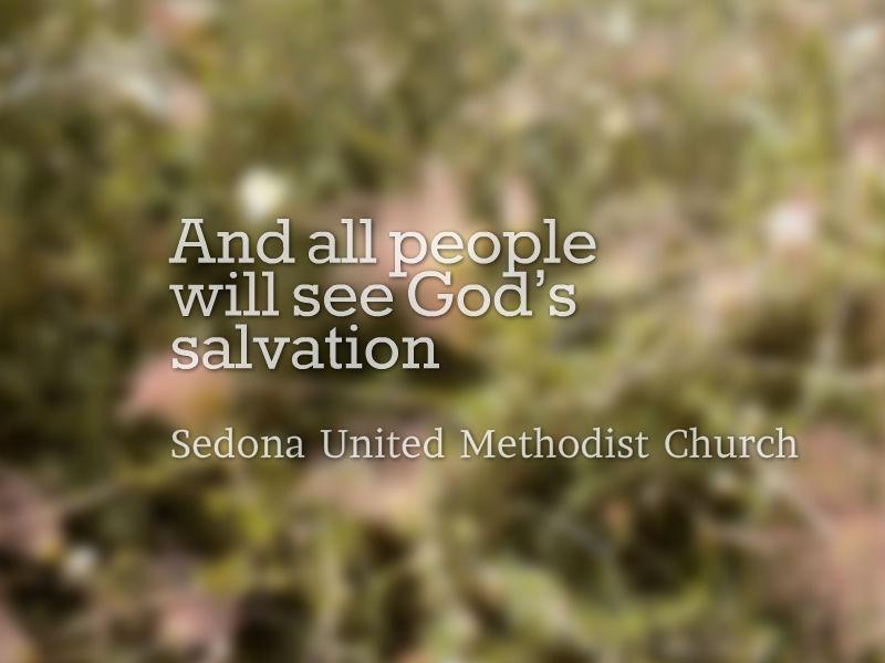 See salvation