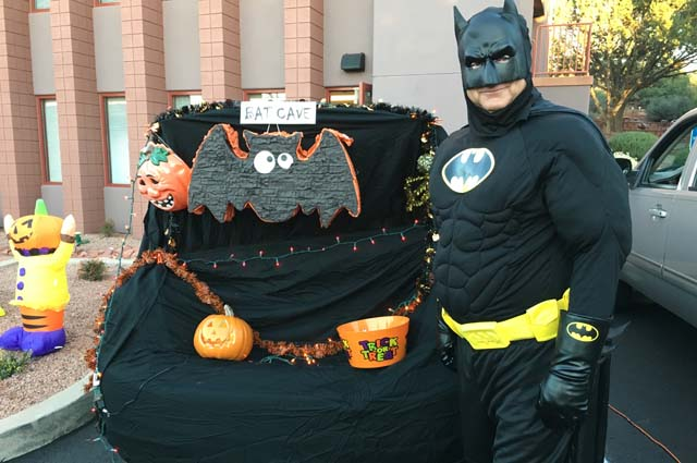 Trunk or Treat at Sedona UMC on Halloween 5-7pm