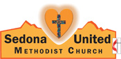 Sedona United Methodist Church Logo