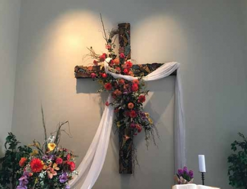 Holy Week Offerings at Sedona United Methodist Church